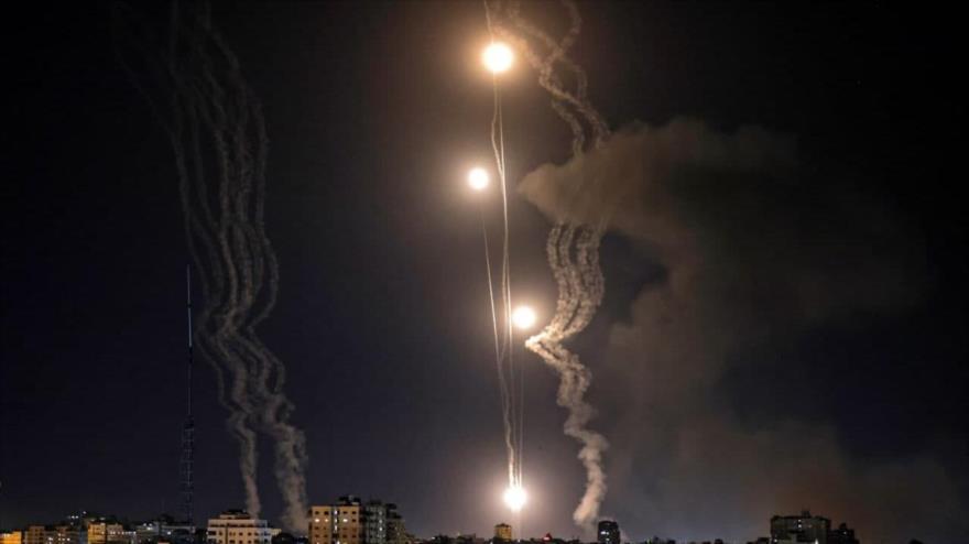 Ojo por ojo: Yihad Islámica ataca Israel con 100 cohetes y misiles