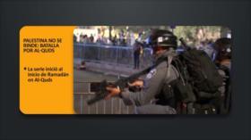 PoliMedios: Palestina no se rinde: batalla por Al-Quds