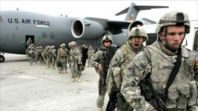 Senador ruso: Allá donde estén tropas de EEUU, traen caos consigo