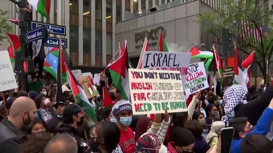 ¡Basta ya!: El mundo condena ataques israelíes contra palestinos