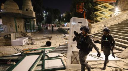 Rusia: Israel debe frenar intentos por cambiar statu quo de Al-Quds