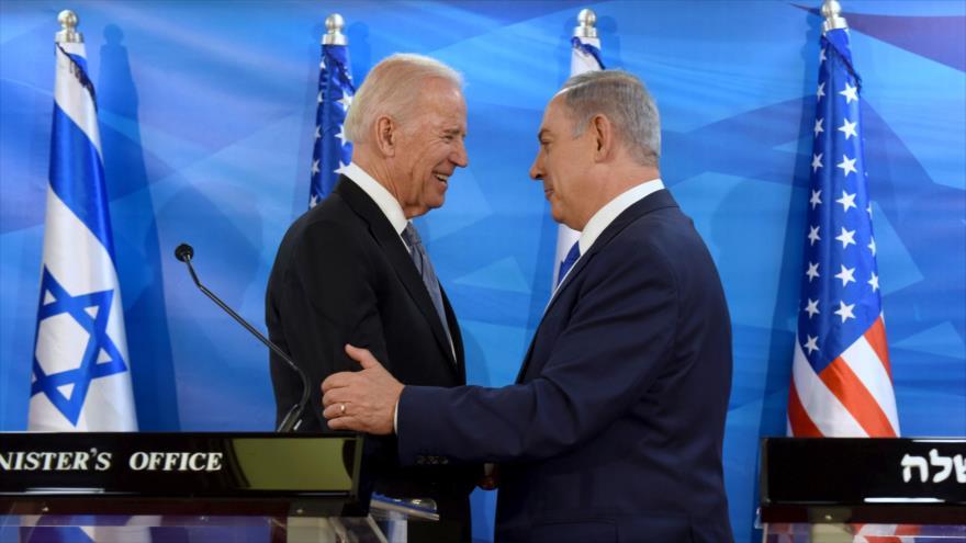 Apoyo 'inquebrantable' de Biden a Israel en plena agresión a Gaza | HISPANTV