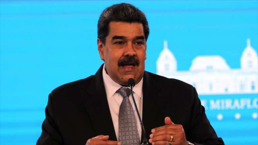 """Maduro, dispuesto a hablar con Guaidó, """"un pelele del norte"""""""