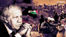 Sionismo: Alianza con Luis Almagro el Yanacona