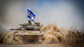 Vídeo: HAMAS destruye un tanque israelí utilizando misil ruso ATGM