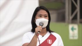 Fiscalía defiende pedido de 800 años de prisión para Keiko Fujimori