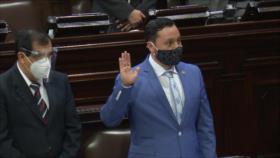 Ministro de Gobernación guatmalteco, acusado de brutalidad policial