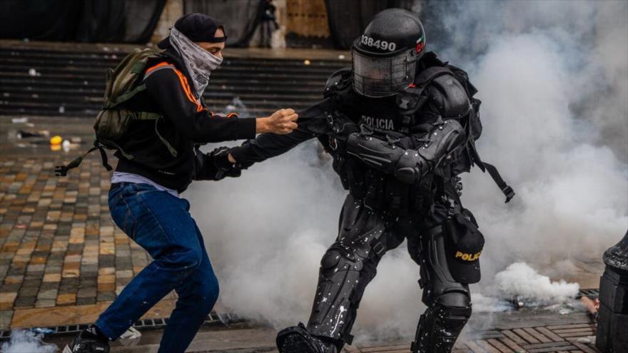 Paro nacional en Colombia entra en nueva fase, hay más represión | HISPANTV