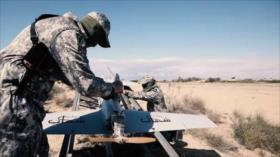 HAMAS desvela un novedoso dron para atacar a agresores israelíes