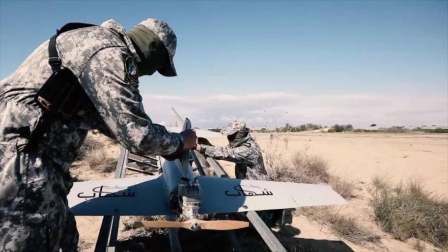 HAMAS desvela un novedoso dron para atacar a agresores israelíes | HISPANTV