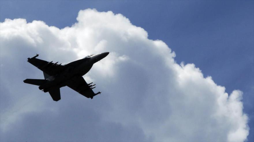 ¿EEUU mueve fichas en apoyo a Israel?: Desplegados los F-18 | HISPANTV