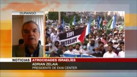 Zelaia: Resistencia palestina cuestiona invulnerabilidad de Israel