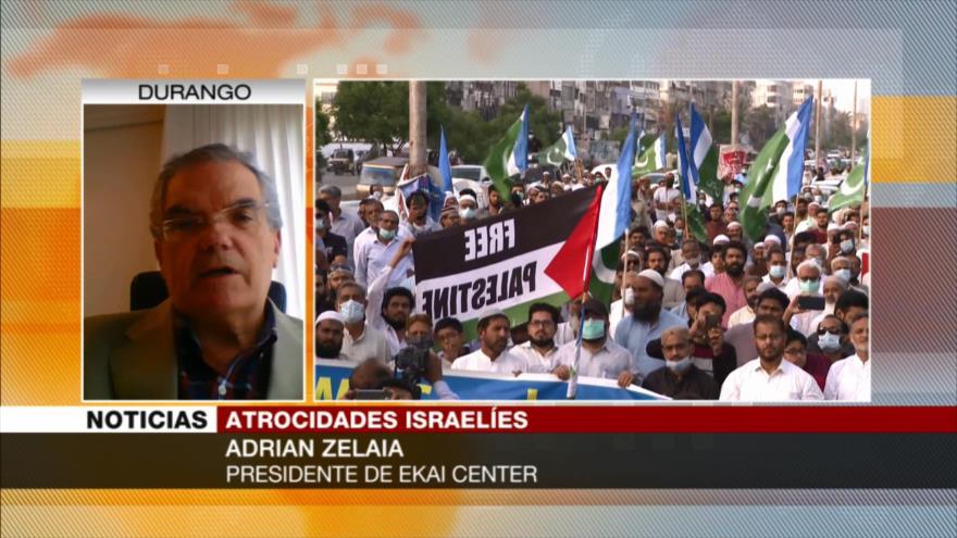 Zelaia: Resistencia palestina cuestiona invulnerabilidad de Israel | HISPANTV