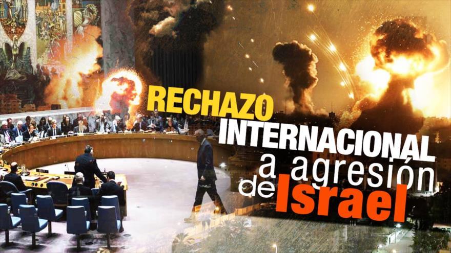 Detrás de la Razón: ¿Qué hace la comunidad internacional en la agresión de Israel contra Palestina?
