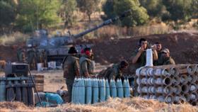 Israel lanza masivos ataques aéreos y de artillería contra Gaza