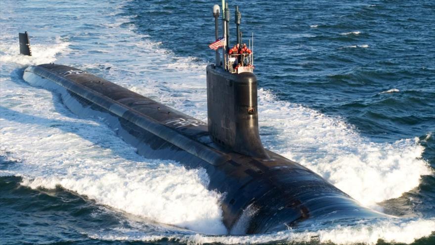 Rusia denuncia acercamiento de un submarino de EEUU a su frontera | HISPANTV