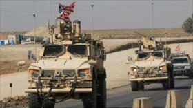 Ejército ruso detiene un convoy de vehículos de EEUU en Siria