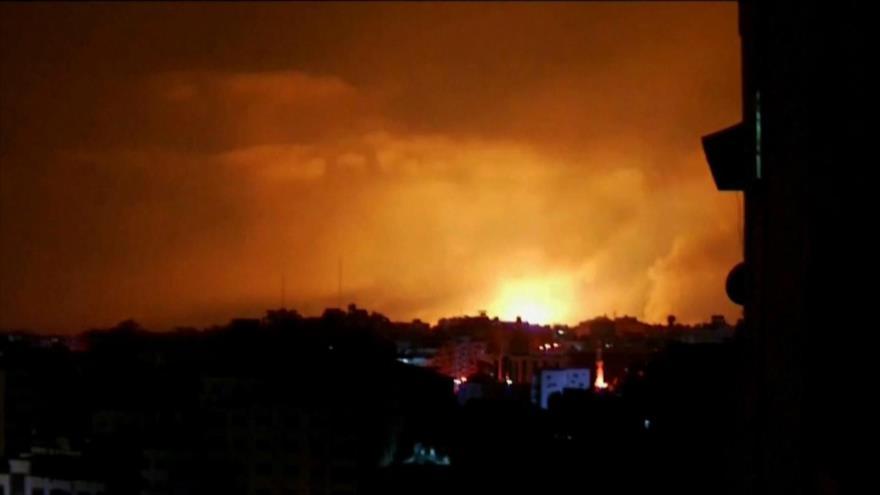 Agresión israelí. Guerra en Afganistán. Caos en Colombia - Boletín: 01:30- 14/05/2021