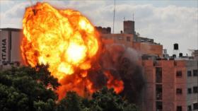 """Denuncian """"despreciable"""" apoyo de Almagro a los ataques de Israel"""