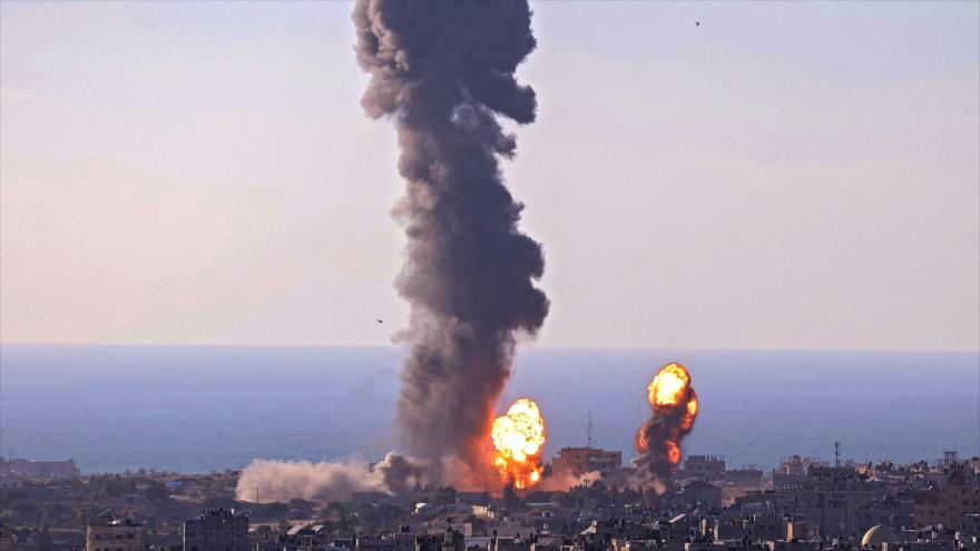 HRW: Violencia israelí a palestinos reside en la impunidad global | HISPANTV