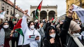 Francia y Alemania prohíben marchas propalestinas contra Israel