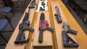 Armas fantasmas, la gran atracción de delincuentes en los Ángeles