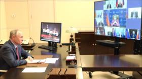 Moscú promete responder a cualquier amenaza cerca de su frontera