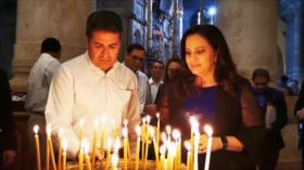 Sectores sociales rechazan apoyo del Gobierno hondureño a Israel