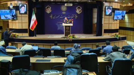 Concluye el 4º día de la inscripción de los aspirantes a las presidenciales de Irán