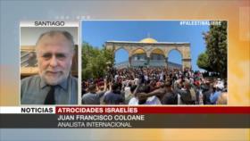 'ONU debe formar coalición internacional contra crímenes de Israel'