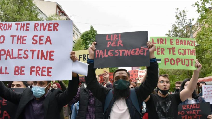 El mundo rechaza ataques israelíes contra asediada Franja de Gaza