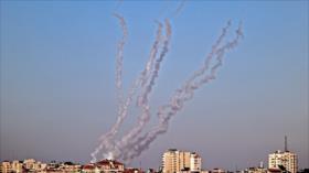 3 cohetes lanzados desde Siria hacia territorios ocupados por Israel