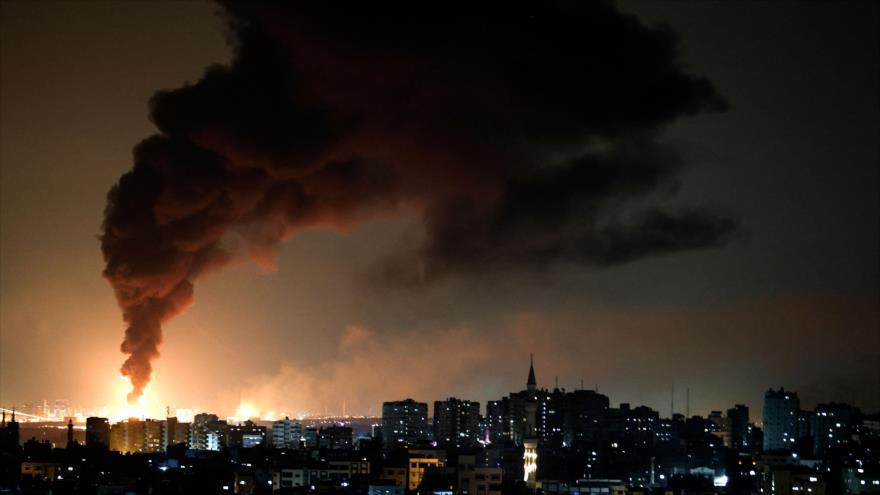 Lo último de venganza palestina: Más misiles salen lanzados de Gaza | HISPANTV