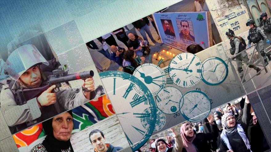 10 Minutos; Israel: Policía racista