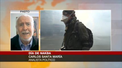 Analistas abordan el 73º aniversario del Día de la Nakba