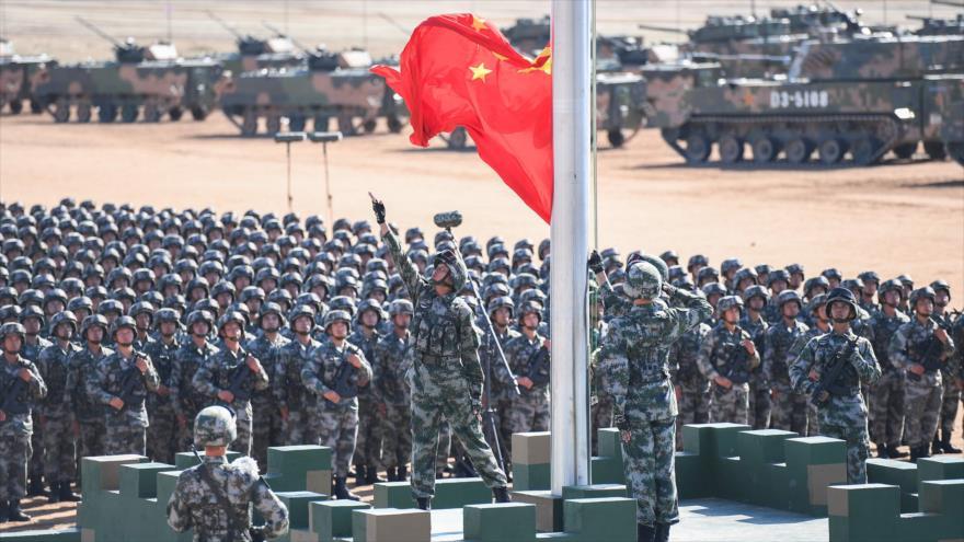 'EEUU será derrotado si lanza una guerra contra la poderosa China' | HISPANTV