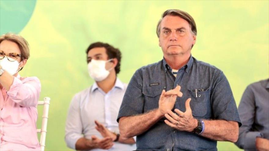 Expertos dudan de salud de Bolsonaro y piden exámenes médicos | HISPANTV