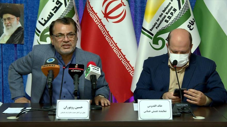 Se conmemora el 73.º aniversario del Día de la Nakba en Irán