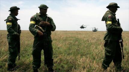 Irregulares colombianos secuestran a 8 militares de Venezuela