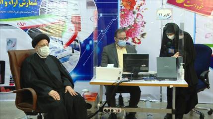 Finalizan inscripciones de candidatos para presidenciales de Irán
