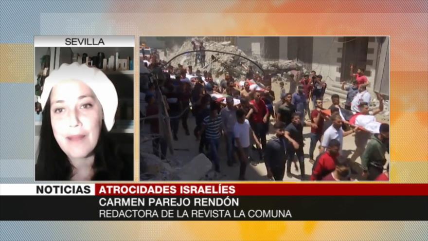 'Ni siquiera una tregua puede detener la agresión israelí a Gaza'