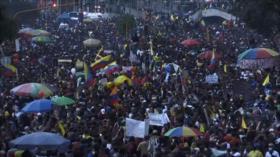 Atrocidades israelíes. Solidaridad con Palestina. Crisis en Colombia - Boletín: 01:30 - 16/05/2021