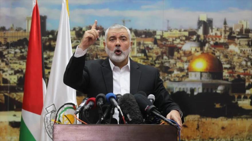 HAMAS: La única opción de palestinos ante Israel es la resistencia