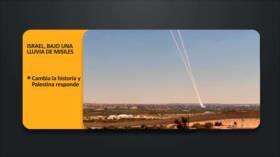 PoliMedios: Israel, bajo una lluvia de misiles