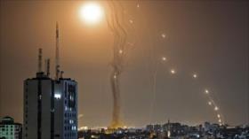¿Cómo pasó en la 5.ª noche de aluvión de misiles contra Israel?