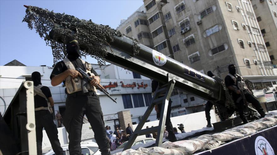 Palestina desvela misil Qasem, capaz de alcanzar todo Israel | HISPANTV