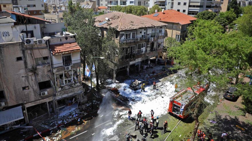 Figuras israelíes: Vientos soplan a favor de Resistencia palestina   HISPANTV