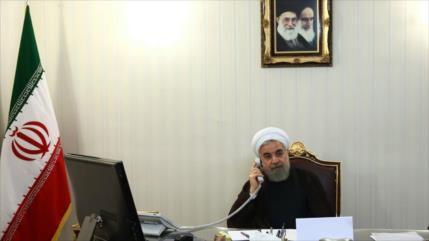 Irán urge a poner fin 'de inmediato' a brutales agresiones israelíes