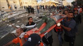 Atrocidades israelíes. Diálogos nucleares. Elecciones en Chile - Boletín: 02:30 - 17/05/2021