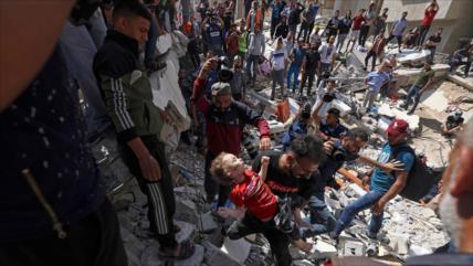 Irán continua su apoyo total a palestinos ante agresiones de Israel